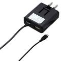 microUSB AC充電器 1Port 2.4A 1.8m